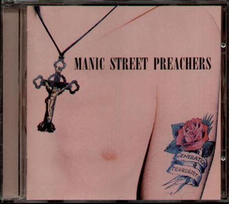 Manic Preachers Generation Terrorists Cd manic preachers generation terrorists records lps
