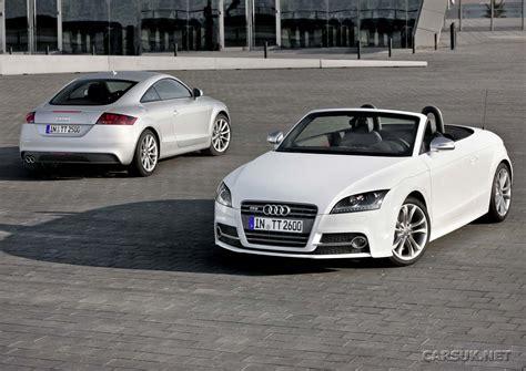 Audi Tt 2010 by Audi Tt Facelift For 2010 2011