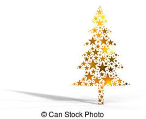 goldener weihnachtsbaum tannenbaum illustrationen und stock 142 749