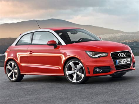 A1 Hatchback 3 door / 1st generation / A1 / Audi / Database / Carlook