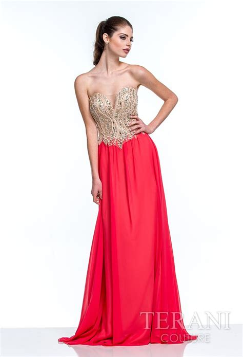 Fashion Dress 022 D Gd3306 22 best images about terani 2015 on prom