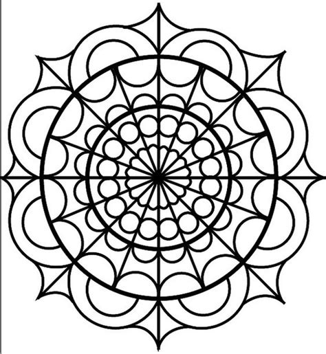 mandala stained glass coloring books stained glass mandala coloring pages coloring pages