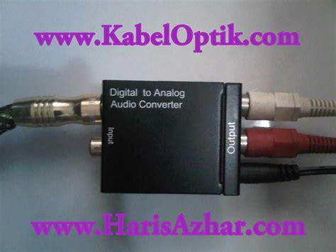 kabel optik audio