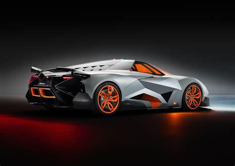 Lamborghini Egoista Sant Agata S Aviation Inspired
