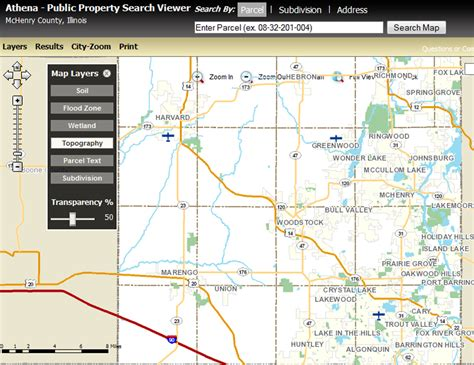 Mchenry County Search Mchenry County Unveils Property Information System Mchenry County