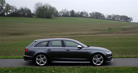 Audi A6 Avant Daytonagrau by Ersteindruck Audi S6 Avant 4 0 Tfsi V8 Autoaid De Blog