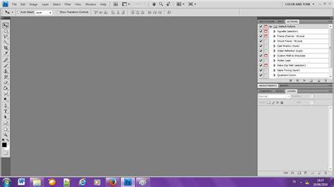 tutorial desain web dengan photoshop cs4 tutorial cara membuat siluet di photoshop dengan mudah