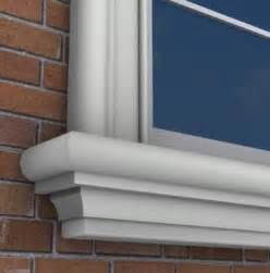 Exterior Window Sill Design Mx205 Exterior Window Sills Molding And Trim Toronto By Mouldex Exterior Interior