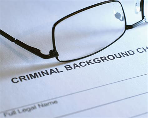 Where To Go For Criminal Record Check Criminal Background Images