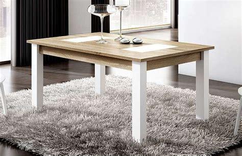 mesas d comedor mesa comedor fija con detalles en cristal