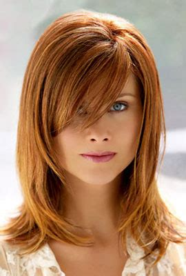 hairstyles towards the face medium layered haircuts you ll absolutely love to try