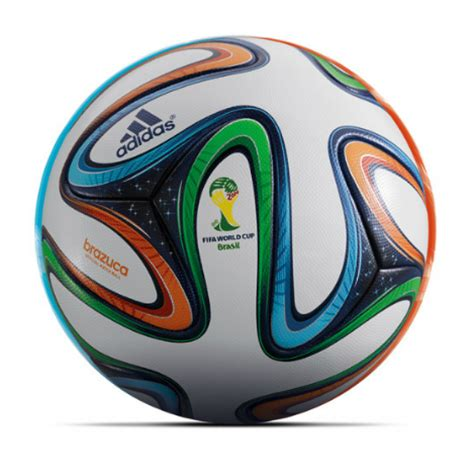 Bola Sepak Soccerball Size5 6 adidas brazuca world cup 2014 official match size 5