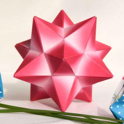 Origami Lesser Stellated Dodecahedron Meenakshi Mukerji - gallery ez origami