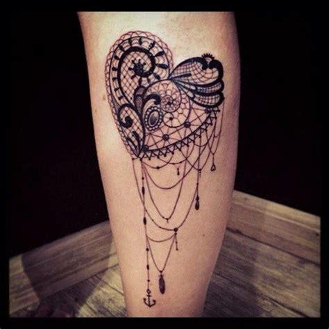 tattooed heart top 30 lace tattoo designs for women best heart tattoo