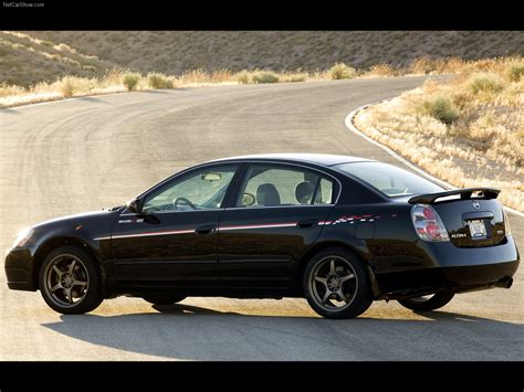 04 Nissan Altima by Nismo Nissan Altima R Tune Picture 04 Of 04 Rear Angle