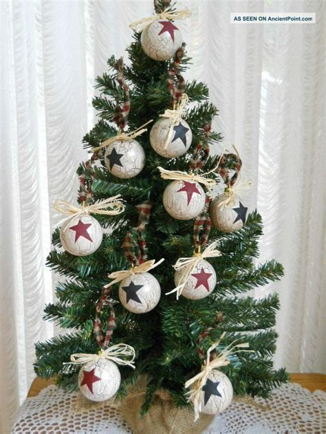 primitive christmas ornaments primitives pinterest