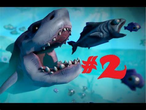 feed and grow (fish simulator) dammit shark! (gameplay