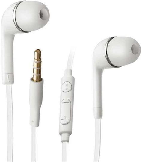 Headset Merk Samsung bol headset oortelefoon oortjes voor samsung wit