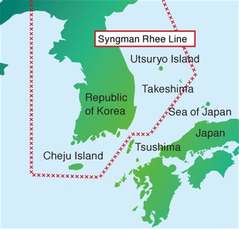 the fight for fish between japan and south korea: a pre
