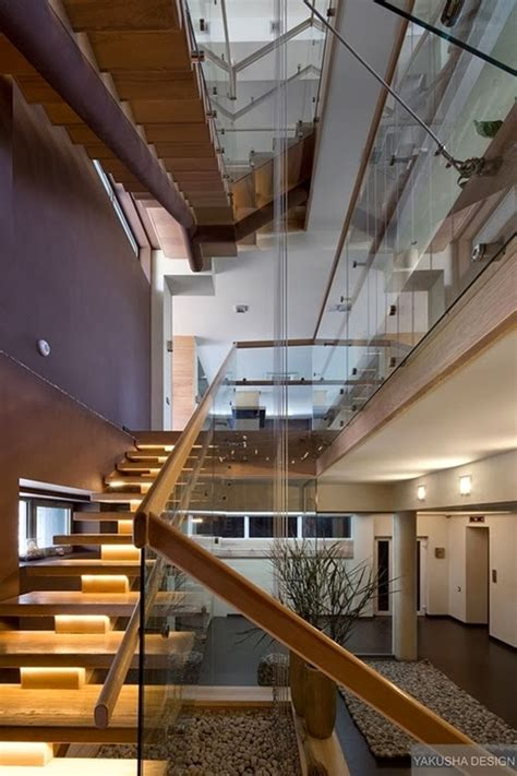 types of staircases 30 different wooden types of stairs for modern homes