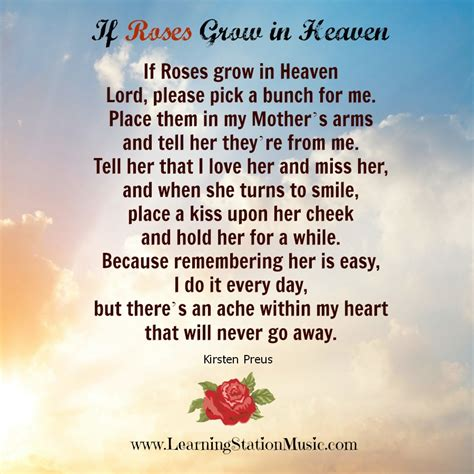 Quotes For S Day In Heaven Happy S Day I Dedicate This Poem To All Our Dear