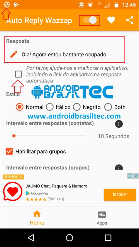 tutorial whatsapp xtract v2 1 tutorial como ativar respostas autom 225 ticas quot secret 225 ria