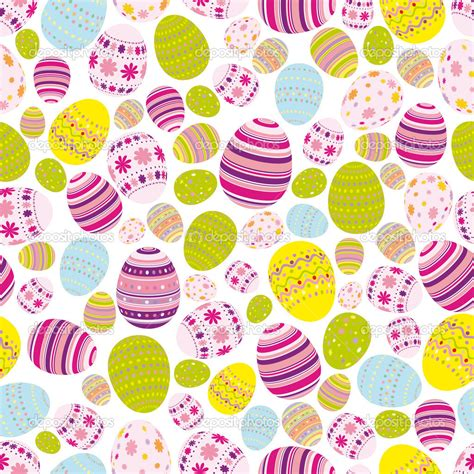 easter pattern background wallpaper clipart easter egg pencil and in color