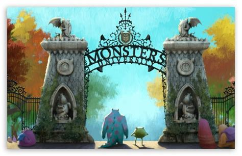 monsters university   hd desktop wallpaper