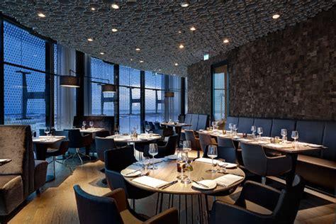 restaurant designer modern 4 fletcher hotel in amsterdam by kolenik eco