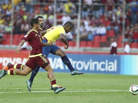 imagenes de venezuela vs ecuador ecuador empata 1 1 con venezuela en el fau stadium el