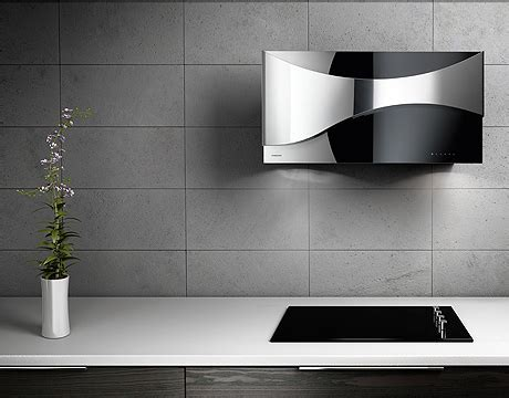 Wall hood collection from Frecan