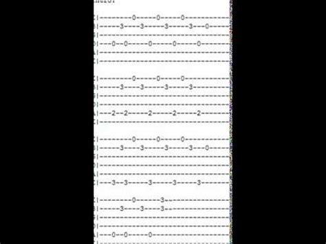 guitar tutorial narda guitar cover tabs narda intro kamikazee youtube