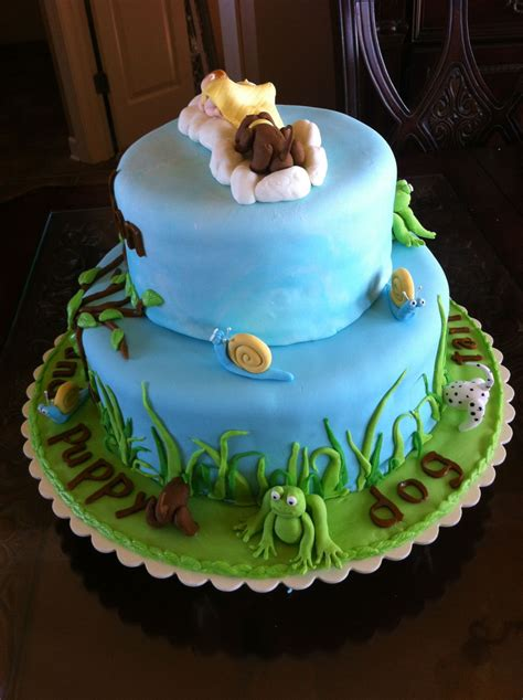 snails and puppy tails frogs snails and puppy tails baby shower cakecentral