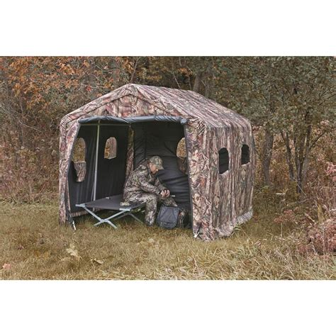 Gear Shed by Guide Gear Camo Shed 8 X 8 676603 Sheds At