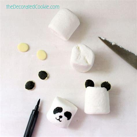 marshmallow crafts marshmallow edible crafts