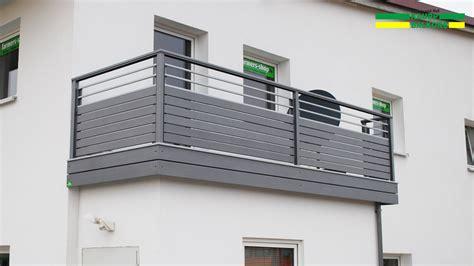 edelstahl balkongeländer bausatz 20 bilder gel 228 nder balkon egyptaz