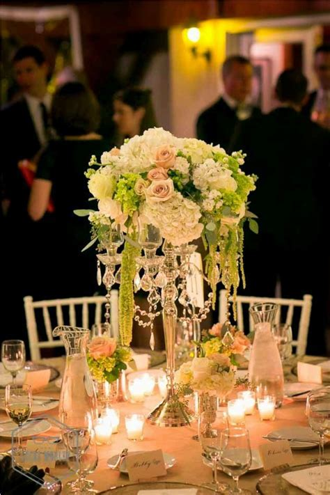 Top 10 Stunning Winter Wedding Centerpiece Ideas   Top