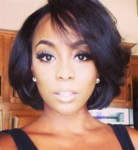 haircuts on real women top 28 short bob hairstyles for black women hairstyles