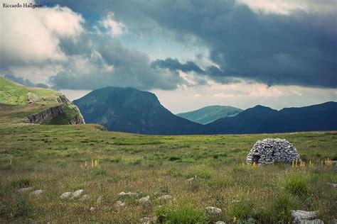 montagna dei fiori le caciare della montagna dei fiori i montagnini