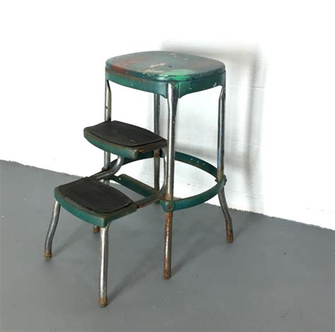 retro kitchen step stool nz vintage kitchen stool cosco step stool folding step stool
