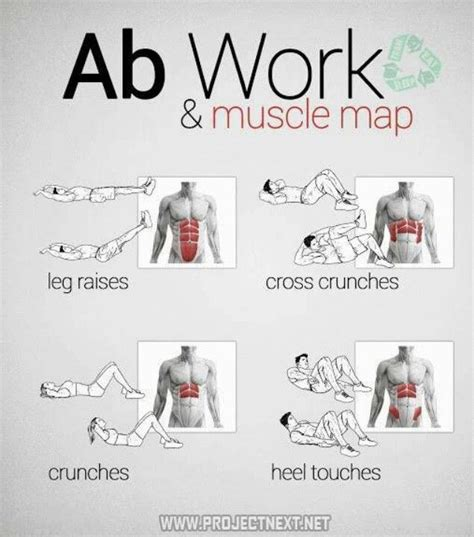 get creative with ab workouts crunches only work one targeted area she squats bro