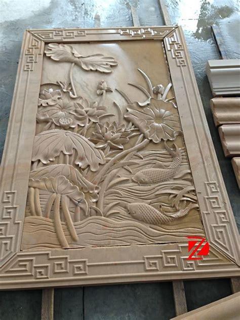 Keramik Panel Dinding Motif Koi 4 Hor relief 3d murals technique search ideas f