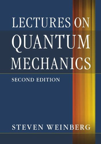 supersymmetric quantum mechanics an introduction second edition books lectures on quantum mechanics 2nd edition 187 free