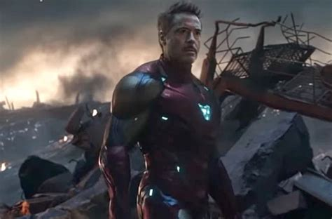 robert downey jr initially iron mans final
