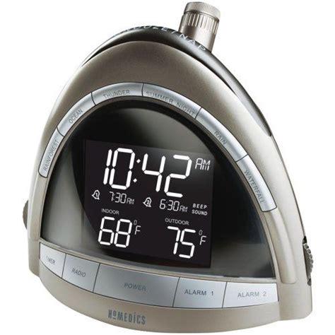 homedics ss  soundspa premier amfm clock radio