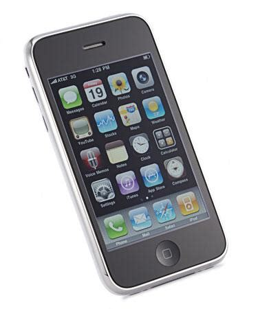 apple iphone 3gs (at&t) review & rating | pcmag.com