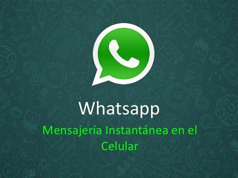 imagenes en whatsapp que cambian 191 qu 233 es whatsapp