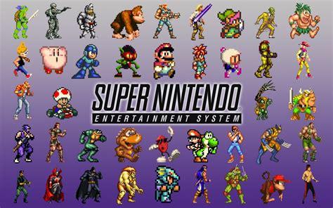 old school games wallpaper top 10 de los mejores juegos de snes youtube