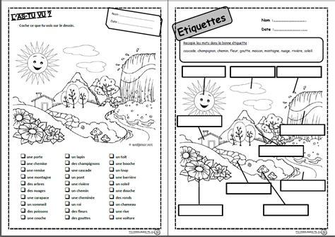 Calendrier 5 Lettres Exercices De Lecture 233 Criture Page 2 Dix Mois