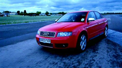 Top Gear Audi S4 Episode imcdb org 2003 audi s4 b6 typ 8e in quot top gear 2002 2015 quot